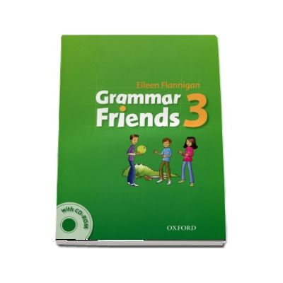 Grammar Friends 3: Students Book with CD-ROM Pack