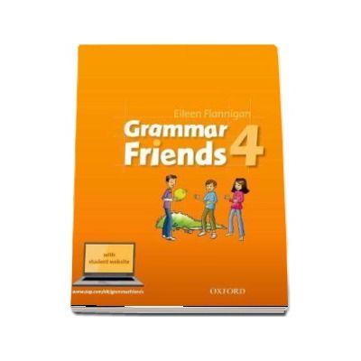Grammar Friends 4 with student website