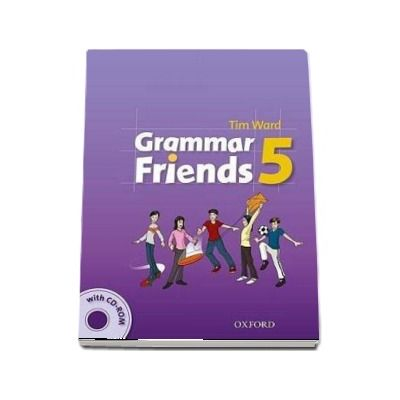 Grammar Friends 5: Students Book with CD-ROM Pack
