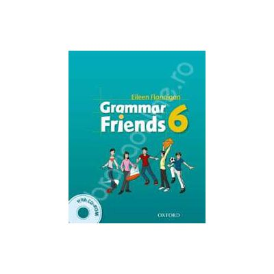Grammar Friends: 6: Students Book with CD-ROM Pack