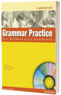 Grammar Practice for Elementary. Student Book no key pack