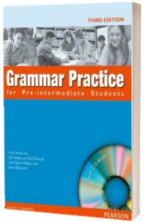 Grammar Practice for Pre-Intermediate. Student Book no key pack