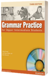 Grammar Practice for Upper-Intermediate. Student Book no Key Pack