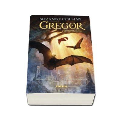 Gregor pamanteanul - Prima carte din seria Cronici din subpamant