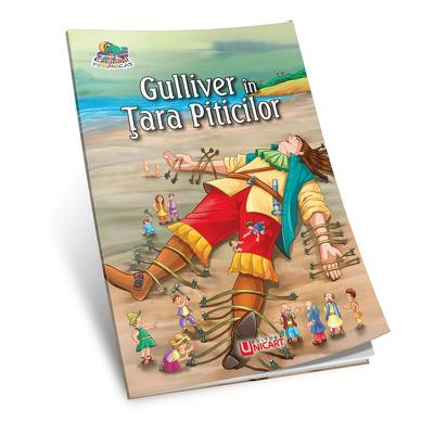 Gulliver in Tara Piticilor. Colectia Creionul Fermecat
