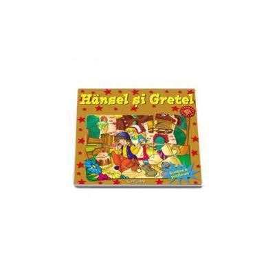Hansel si Gretel - Contine 6 puzzle-uri