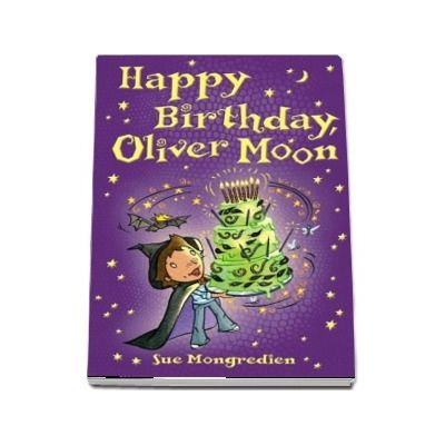 Happy Birthday, Oliver Moon
