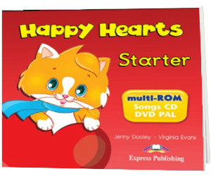 Happy Hearts Starter, Multi-Rom