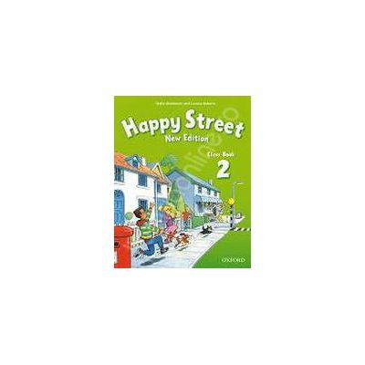 Happy Street 2 Class Audio CDs (2)