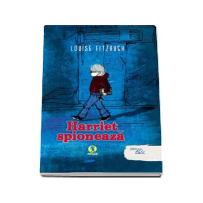Harriet spioneaza - Editia Hardcover