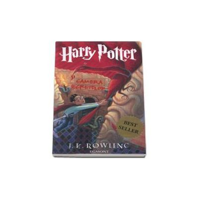Harry Potter si Camera Secretelor - Volumul 2. Editie necartonata