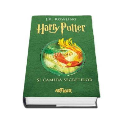 Harry Potter si camera secretelor - Volumul II