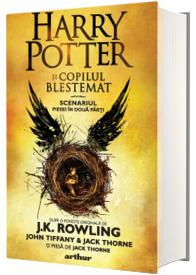 Harry Potter si copilul blestemat. Scenariul piesei in doua parti