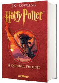 Harry Potter si Ordinul Phoenix - Volumul V
