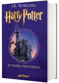 Harry Potter si piatra filosofala. Editia revizuita in 2020