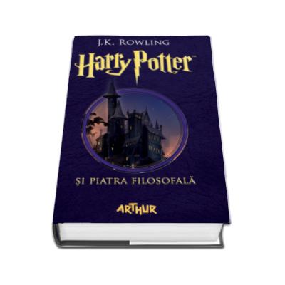 Harry Potter si piatra filosofala - Volumul I