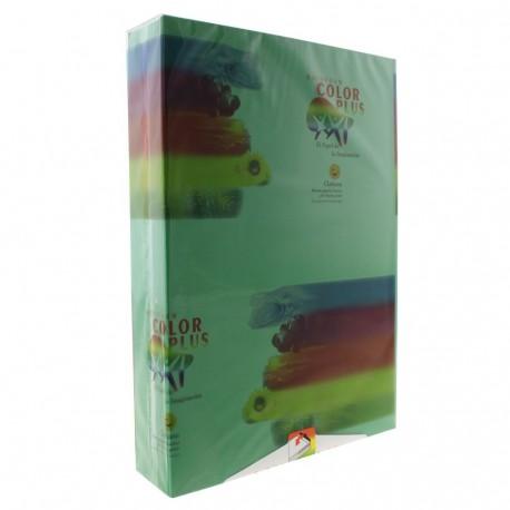 Hartie colorata, verde christmas, 80 g/mp A4, Clariana