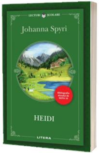Heidi. Bibliografia elevului de Nota 10