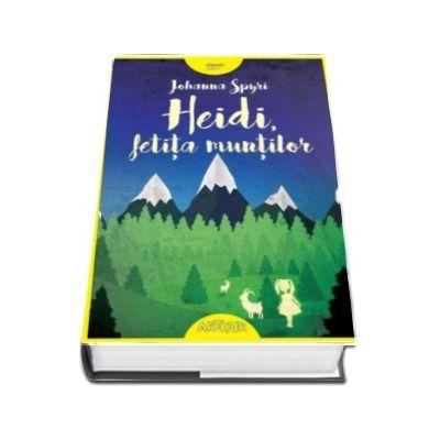 Heidi, fetita muntilor (Colectia Classic Yellow)
