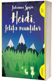 Heidi, fetita muntilor. Editia paperback