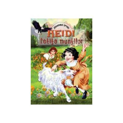 Heidi, fetita muntilor (Editie Cartonata)