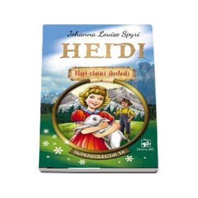 Heidi. Mari clasici ilustrati