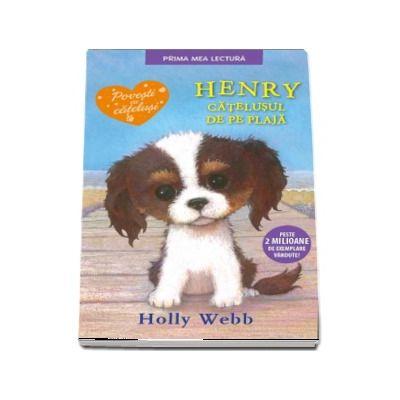 Henry, catelusul de pe plaja - Holly Webb