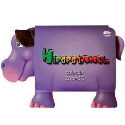 Hipopotamul - ZooABC