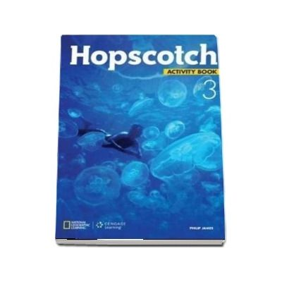 Hopscotch 3 - Activity Book with Audio CD