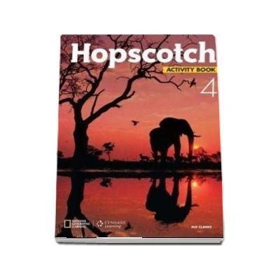 Hopscotch 4 - Activity Book with Audio CD