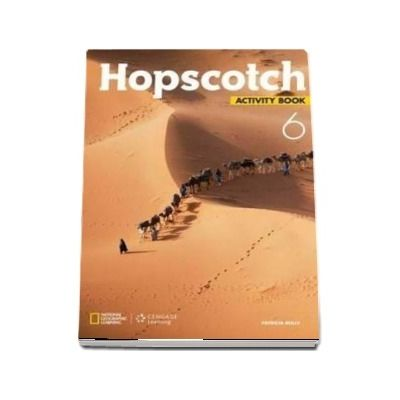 Hopscotch 6 - Activity Book with Audio CD