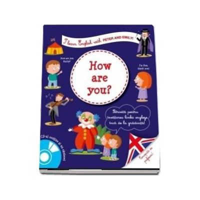 How are you? - I learn Englishj with Peter and Emily!