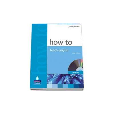 How to Teach English Book and DVD Pack - New Edition, with DVD