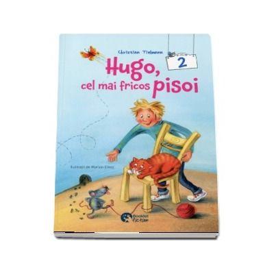 Hugo, cel mai fricos pisoi