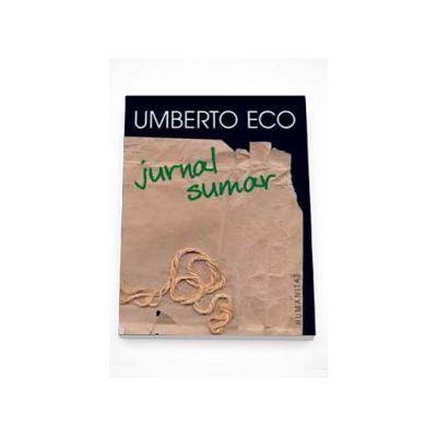 Jurnal sumar - Umberto Eco