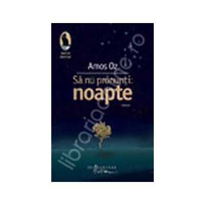 Sa nu pronunti:noapte - Amos Oz
