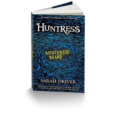 Huntress. Misterele marii
