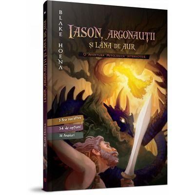 Iason, argonautii si lana de aur