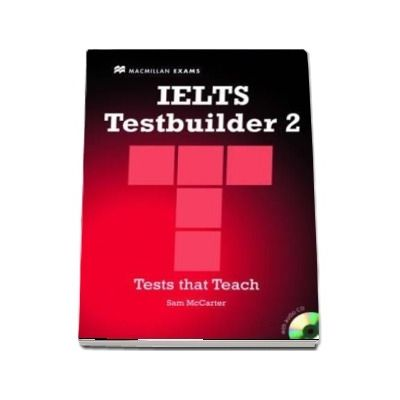 IELTS Testbuilder 2. Students Book with key Pack