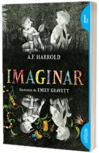 Imaginar - A.F. Harrold (Editie paperback)