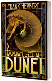 Imparatul-Zeu al Dunei (Seria Dune, partea a IV-a, ed. 2019)