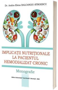 Implicatii nutritionale la pacientul hemodializat cronic