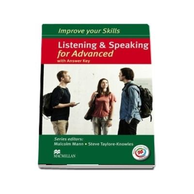 Improve your Skills: Listening and Speaking for Advanced Students Book with key and MPO Pack