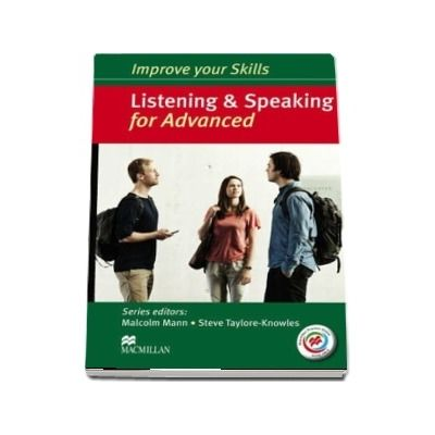 Improve your Skills: Listening and Speaking for Advanced Students Book without key and MPO Pack