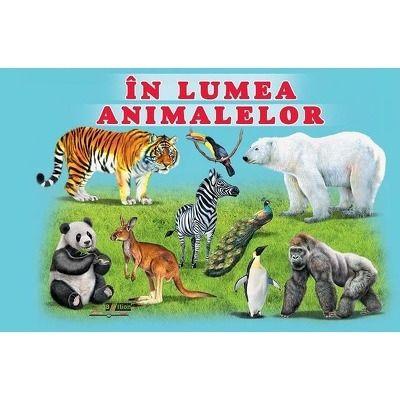 In lumea animalelor