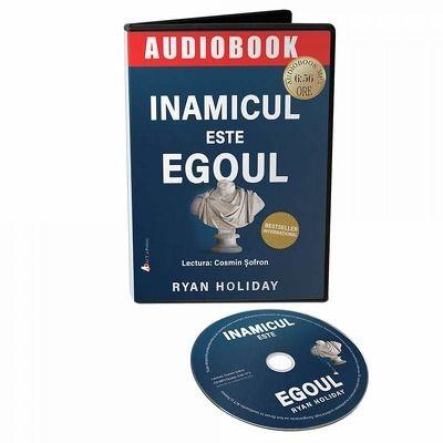 Inamicul este ego-ul. Audiobook