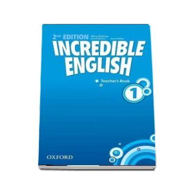 Incredible English 1. Teachers Book Pack