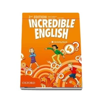 Incredible English 4. Activity Book, 2nd edition