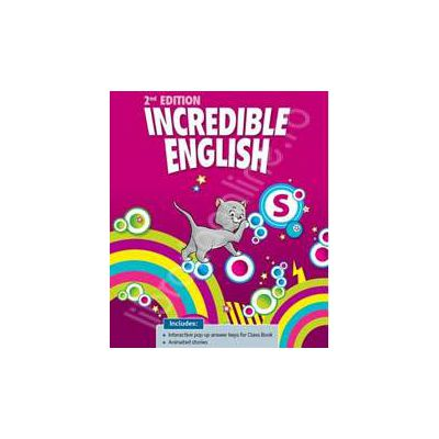 Incredible English Starter iTools DVD-ROM
