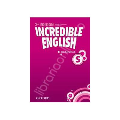 Incredible English Starter Teachers Book